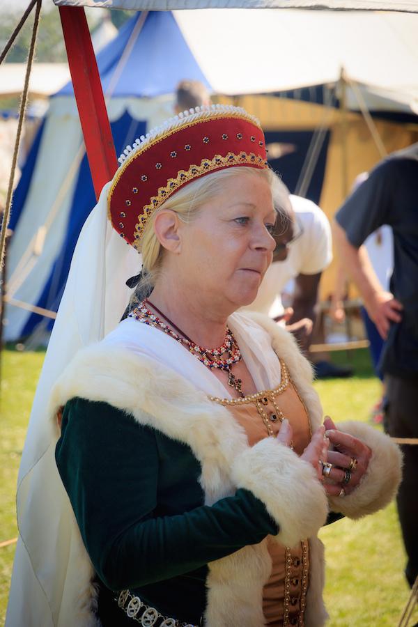 medieval lady